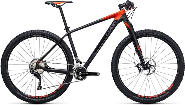 "Image of Cube Reaction GTC SLT 27.5""  2017 Mountain Bike"