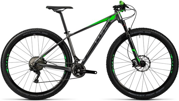 Cube Reaction HPA Pro 29  2016 Mountain Bike