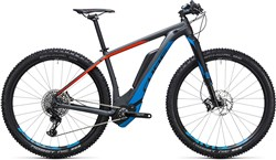"Image of Cube Reaction Hybrid HPA Eagle 500 27.5""  2017 Electric Bike"