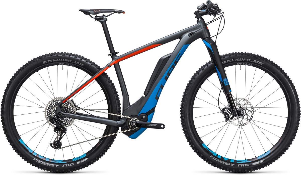 "Cube Reaction Hybrid HPA Eagle 500 29""  2017 Electric Mountain Bike"
