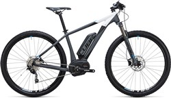 "Image of Cube Reaction Hybrid HPA Pro 400 27.5""  2017 Electric Mountain Bike"