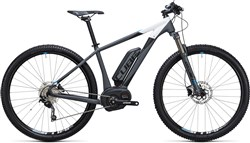 "Image of Cube Reaction Hybrid HPA Pro 500 27.5""  2017 Electric Bike"