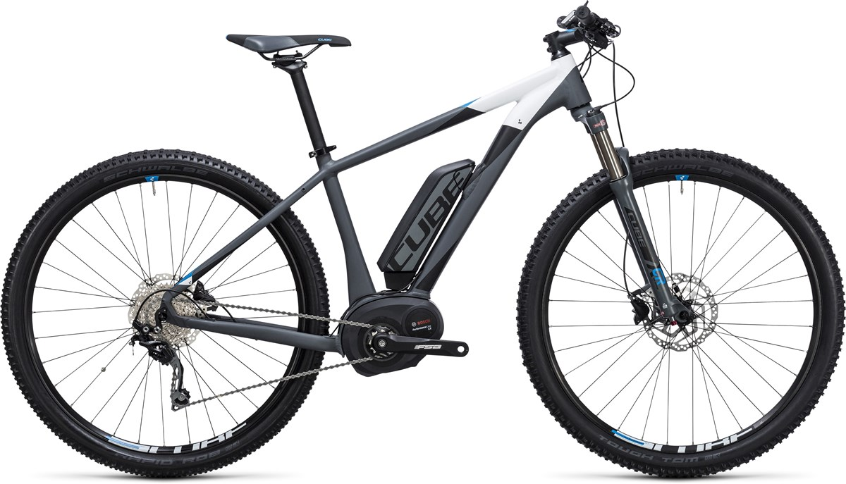 Cube Reaction Hybrid HPA Pro 500 29er 2017 Electric Bike