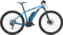 "Image of Cube Reaction Hybrid HPA Race 500 27.5""  2017 Electric Mountain Bike"