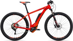"Image of Cube Reaction Hybrid HPA SL 500 27.5""  2017 Electric Mountain Bike"