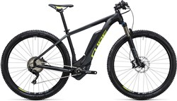 Image of Cube Reaction Hybrid HPA SLT 500 29er 2017 Electric Mountain Bike
