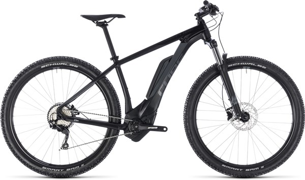 Cube Reaction Hybrid Pro 500 29er 2018 Electric Mountain Bike