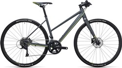 Image of Cube SL Road Pro  Trapeze  2017 Hybrid Bike