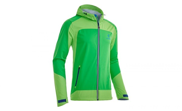 Image of Cube Softshell Cycling Jacket