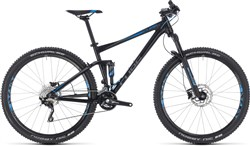 "Image of Cube Stereo 120 27.5"" 2018 Trail Mountain Bike"