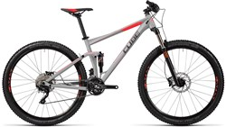 Image of Cube Stereo 120 HPA Pro 27.5 - Ex Demo - 20inch 2017 Mountain Bike