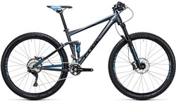 Image of Cube Stereo 120 HPA Race 29er 2017 Mountain Bike