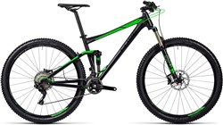 Image of Cube Stereo 120 HPA SL 27.5 2016 Mountain Bike