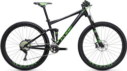 "Image of Cube Stereo 120 HPA SL 27.5""  2017 Trail Mountain Bike"