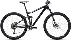 Image of Cube Stereo 120 Hpc Race 29er 2017 Mountain Bike