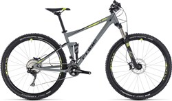 "Image of Cube Stereo 120 Pro 27.5"" 2018 Trail Mountain Bike"