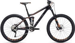 "Image of Cube Stereo 140 C:62 Race 27.5""  2017 Mountain Bike"