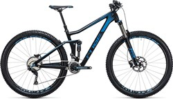 Image of Cube Stereo 140 C:62 Race 29er  2017 Mountain Bike