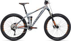 "Image of Cube Stereo 140 HPA Pro 27.5""  2017 Mountain Bike"