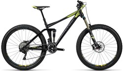 Image of Cube Stereo 140 HPA Race 27.5 2016 Mountain Bike
