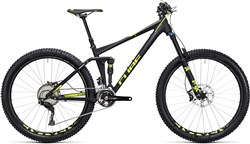 "Image of Cube Stereo 140 HPA Race 27.5""  2017 Mountain Bike"