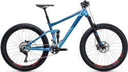 "Image of Cube Stereo 150 HPA SL 27.5""+ 2017 Mountain Bike"