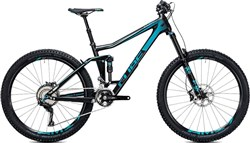 "Image of Cube Stereo 160 C:62 Race 27.5""  2017 Mountain Bike"
