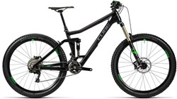 "Image of Cube Stereo 160 C:62 Race 27.5 - Ex Display - 20"" 2016 Mountain Bike"