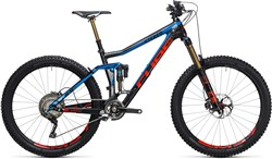 "Image of Cube Stereo 160 C:68 Action Team 27.5""  2017 Mountain Bike"
