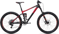 "Image of Cube Stereo 160 HPA Race 27.5""  2017 Mountain Bike"