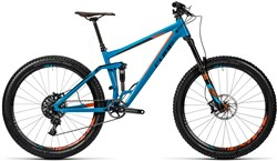 Image of Cube Stereo 160 HPA TM 27.5 2016 Mountain Bike