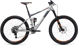 "Image of Cube Stereo 160 HPA TM 27.5""  2017 Mountain Bike"