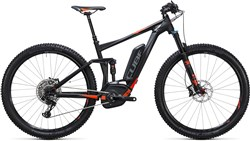 "Image of Cube Stereo Hybrid 120 HPA SL 500 27.5""  2017 Electric Mountain Bike"