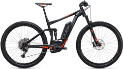 Image of Cube Stereo Hybrid 120 HPA SL 500 29er 2017 Electric Mountain Bike