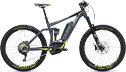 "Image of Cube Stereo Hybrid 160 HPA SL 500 27.5""  2017 Electric Bike"