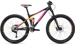 "Image of Cube Sting WLS 120 Pro 2X 27.5"" Womens  2017 Mountain Bike"