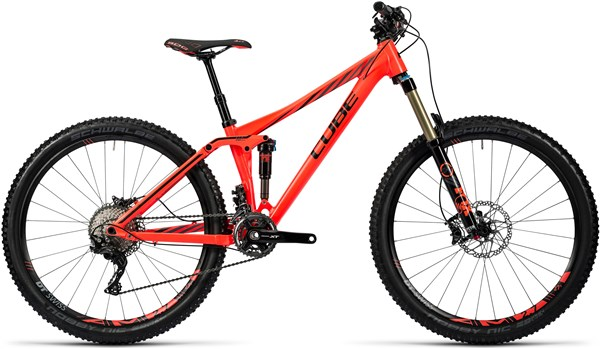 Image of Cube Sting WLS 140 SL Womens 27.5 2016 Mountain Bike
