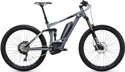 "Image of Cube Sting WLS Hybrid 140 SL 500 27.5"" Womens  2017 Electric Bike"