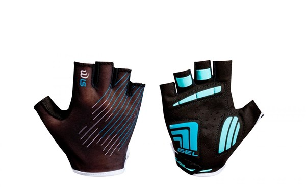 Image of Cube Sun Natural Fit WLS Womens Short Finger Cycling Gloves
