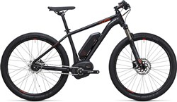 "Image of Cube Suv Hybrid Pro 500 27.5""  2017 Electric Hybrid Bike"