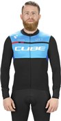Image of Cube Teamline Long Sleeve Jersey AW17