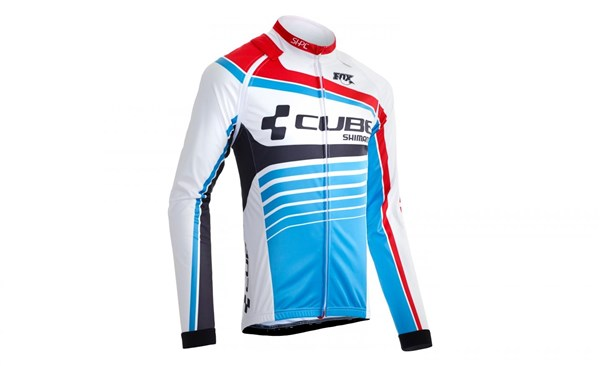 Image of Cube Teamline Multifunctional Cycling Jacket