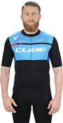 Image of Cube Teamline Short Sleeve Jersey AW17