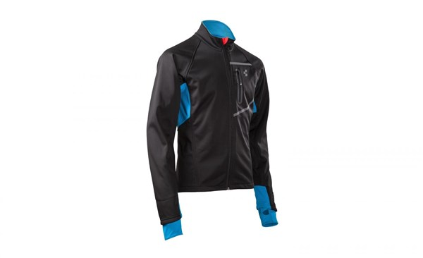 Image of Cube Teamline Softshell Cycling Jacket
