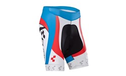 Image of Cube Teamline WLS Womens Cycle Shorts