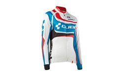 Image of Cube Teamline WLS Womens Long Sleeve Cycling Jersey