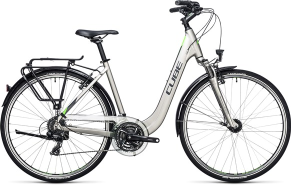 Image of Cube Touring  Easy Entry  2017 Hybrid Bike
