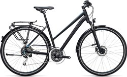 Image of Cube Touring Exc  Trapeze  2017 Hybrid Bike