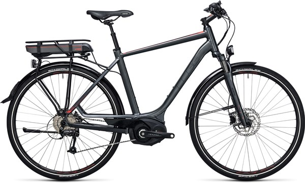 Image of Cube Touring Hybrid 400  2017 Electric Bike