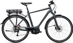 Image of Cube Touring Hybrid 400  2017 Electric Hybrid Bike